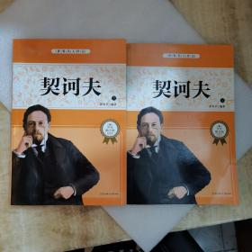 世界名人传记丛书:短篇小说巨匠契诃夫(少年励志版)上下
