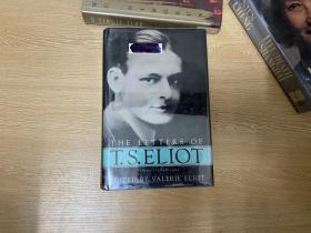 (初版)Letters of T.S. Eliot: Vol. 1, 1898-1922   艾略特书信集,卷一,收早年到成熟期书信,已经写出 《普鲁弗洛克的情歌》(1915)、荒原(1922),传统与个人才能、玄学派诗人,精装大32开,重超1公斤