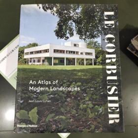 Le Corbusier:An Atlas of Modern Landscapes