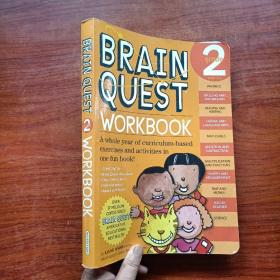 Brain Quest Workbook, Grade 2