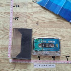 磁带:  周华建~风雨无阻。(1994)