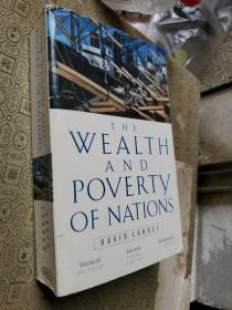 the wealth and poverty of nations 国家的贫富(英文原版)