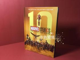 漫威十周年官方电影指南特别版marvel studio:the first ten years