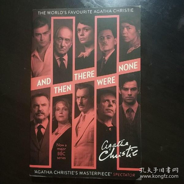 And Then There Were None: The World'S Favourite Agatha Christie Book [Tv Tie-In Edition]