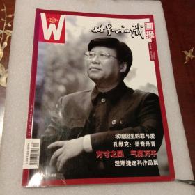 世界知识画报:艺术视界 2014年6月总486期(本期封面人物:孔维克)