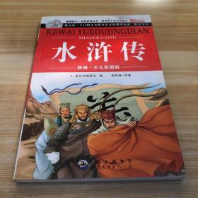青少年必读丛书:水浒传
