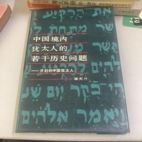 中国境内犹太人的若干历史问题