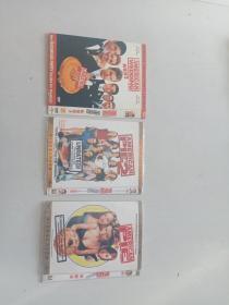 DVD:美国派1、2、3(单碟装),简装3张合售