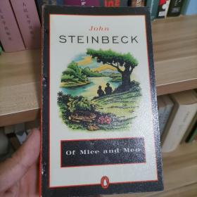Of Mice and Men—John Steinbeck 《人鼠之间》约翰•斯坦贝克 企鹅出版社 英文原版