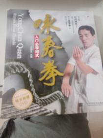 咏春拳入门必学招式含光盘