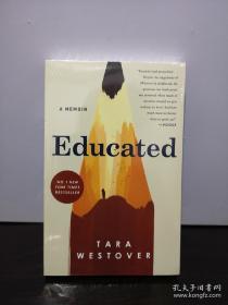 你当像鸟飞往你的山 Educated: A Memoir 受教回忆录纽约时报