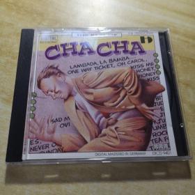 CD THE BEST OF CHA CHA (最好的恰恰