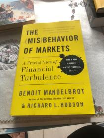 The Misbehavior of Markets:A Fractal View of Financial Turbulence
