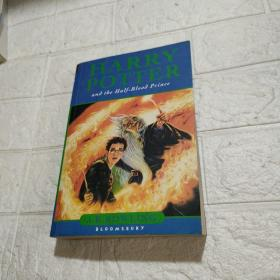 Harry Potter and the Half-Blood Prince【平装 32开 详情看图】