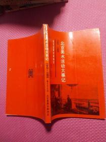 北京美术活动大事记。