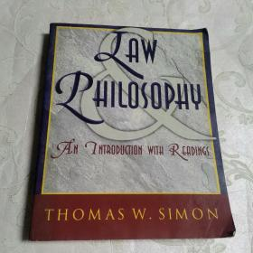 law and philosophy an introduction with readings