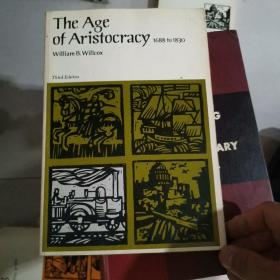 The Age of Aristocracy 1688 to 1830 (A History of England) (英文原版)