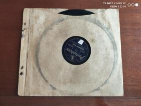 黑胶唱片   外文原版唱片 《金色回忆》  XE3574-4   XE3575-1    78转   原封套   30-30厘米【标牌稀见】可播放