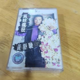 黄舒骏—为爱疯狂—专辑—正版磁带(店铺)