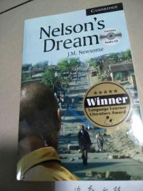 Neison's Dream (内森的梦) 原版  新书  含盘