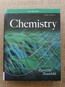 Chemistry ninth edition Zumdahl Zumdahl  AP EDITION  CENGAGE Learning 全一册