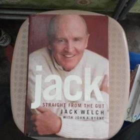Jack:Straight from the Gut【稍微有点划线】