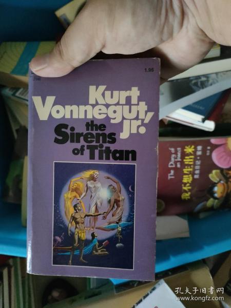 The Sirens of Titan:A Novel