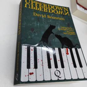 9781999896065 upperdown David Brennan