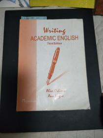 Wliting ACADEMIC ENGLISH