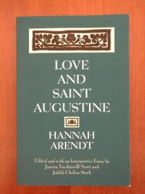 Love and Saint Augustine(现货,实拍书影)