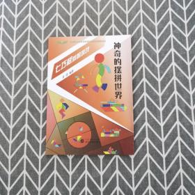 全国青少年校外教育活动指导教程丛书·神奇的摆拼世界:七巧板益智游戏