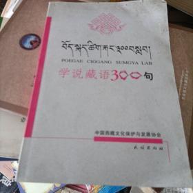 学说藏语三百句
