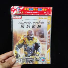 光盘DVD:最后的危机【简装   1碟】