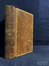 1747年伦敦出版,《旁观者》,18世纪英国文学史上散文繁荣期的代表著作, 作者: 理查德·斯梯尔(Richard Steele和约瑟夫·艾迪生(Joseph Addison。乾隆12年,英国古籍标本!