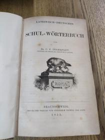 SCHUL-WORTERBUCH