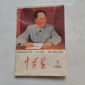 中学生(1966年第7期)