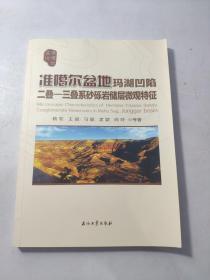 准格尔盆地玛湖凹陷 二叠——三叠系沙硕岩储层微观特征