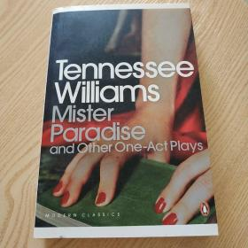 Mister Paradise: and Other One-Act Plays  9780141188423