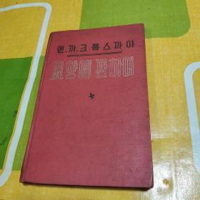 엔까크룹스꺄야  교양에 관하여(朝鲜文)
