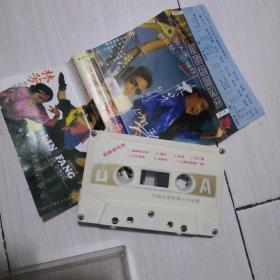 林芳独唱歌曲磁带(摇醒我的梦)