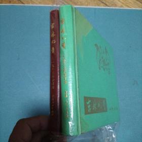 吉林儿童1982、1983年合订本(精装,两本书合售)