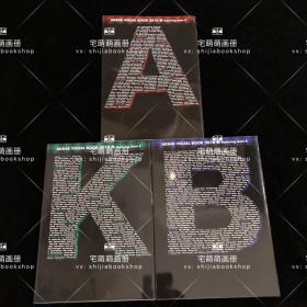 宅萌萌画册现货AKB48 VISUAL BOOK 三册