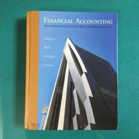 Financial Accounting:An Introduction to Concepts, Methods and Uses (塑封9品)