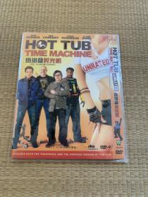 DVD热浴盆时光机(又名:冰火时光机之回到80后)HOTTUB Time machine unrated