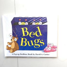 Bed Bugs: A Pop up Bedtime Book-立体书,床虱:一本弹出式睡前读物