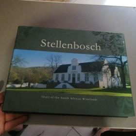 Stellenbosch Heart of the South African Winelands:南非酒国的斯泰伦博斯心脏 以图为准