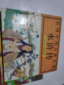 水浒传 彩图中国古典名著