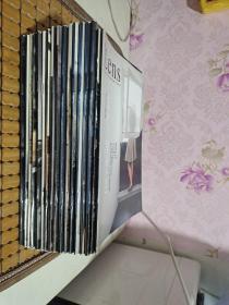 视觉Lens  2011年第11、12期、2012年全年12期、2013年第1、2、3期(共17期合售)