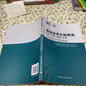 劳动关系比较研究(中国·韩国·德国·欧洲)
