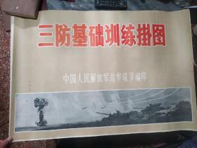 三防基础训练挂图 (1-33张)